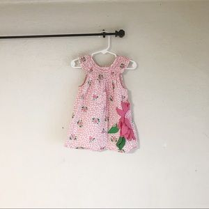 Mud pie toddler flower dress